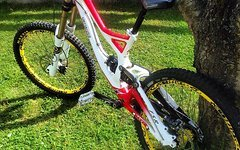 Specialized Demo 8 FSR II M Top Fox 40 deemax saint