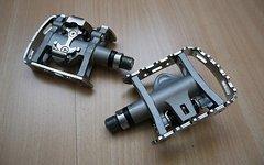 Shimano PD-M324 SPD Klick-/Plattformpedale