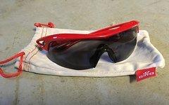 Giro rote Havik Brille