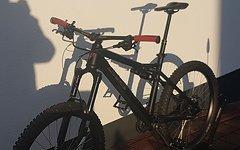 Liteville 301 MK 12 Enduro Größe L schwarz ,Syntace, Carbon ,Procore inkl. Fahrtechnikgutschein