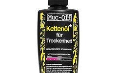 Muc Off DRY LUBE 120ML Kettenöl Rennrad MTB trocken/staubig