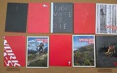 Specialized Kataloge und andere Lanyards Sticker Poster