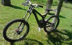 Evil Undead V2 Carbon Downhill Bike,Grösse M