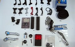 Shimano Mountain Bike Teile Magura Shimano Formula Disc XT XTR Ritchey