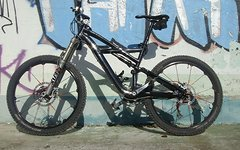 Specialized Enduro - Custom Aufbau