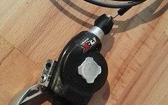 SRAM X0 Shifter 9-Fach Schalthebel