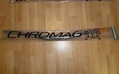 Chromag Fubars BZA 35 15 mm Riser Carbon Lenker - NEU