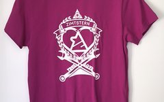 Zimtstern TSM True Love T-shirt Raspberry S