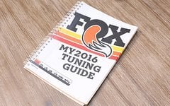 Fox Tuning Guide für Gabeln & Dämpfer