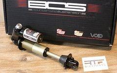 BOS Stoy Rare Dämpfer 222mm *NEU*