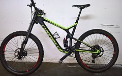 Cannondale Trigger Team 27,5 2015
