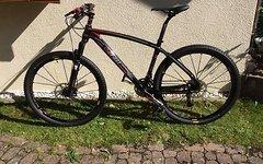 "2Fast Bikes 2Fast Racer Q 27,5"" schwarz/rot"