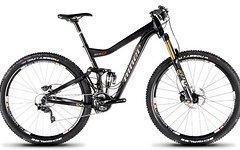 Niner Fully Mountainbike Rahmen 29 Zoll W.F.O 9 - Größe S - NEU