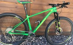 Merida Big Seven XT Edition Shimano Fox 17 Zoll M