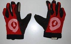 661 SixSixOne Handschuhe SIXSIXONE rot/schwarz Größe S(8)