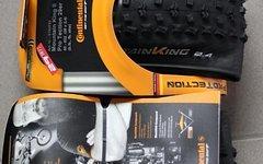 Continental Mountain King II 2.4 Pro Tection 29er Black Chili Compound