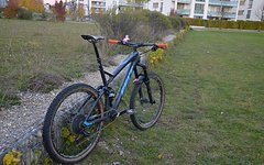 Felt Decree 2 Gr.L Custom Eagle Enduro Trailrakete wie neu!