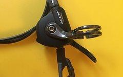 Shimano XTR SL-M9000 Schalthebel 2fach für Umwerfer