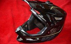 100 Prozent Aircraft DH Helm Chrome Edition