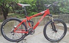 BMC Speedfox SF02 2010 Rh S NEU