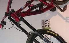 Canyon DHX mit Fast Suspension/tausch