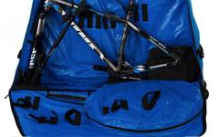 Chain Reaction / Evoc Chain Reaction Pro Bike Travel Bag / EVOC Bike Travel Bag