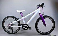 Tuning Pedals 20 Zoll MTB Kinderfahrrad, 10fach XT Schaltung, 7505g, geht es noch leichter?