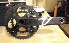 Race Face Next SL 2-fach, 175 mm