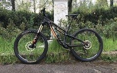 Scott Genius LT 700 Tuned/2015, Carbon, Fox 36 Float, 27.5 Zoll, 170 mm, Fox/Scott Nude CTD Boostvalve