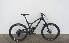 Evil Bikes Insurgent Large Custom Hope, Renthal, Syntace - TOP!