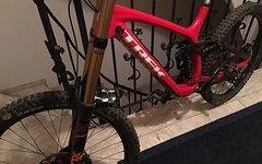 Trek Session 9.9 650b XL 2015/16 Team Issue (Greg Williamson)