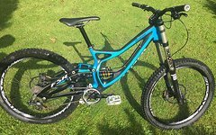 Specialized Demo Carbon 2013 Gr. S