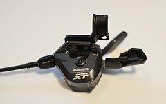 Shimano XT SL-M8000 2-fach Schalthebel inkl. FD-M8020-E 2x11fach Umwerfer
