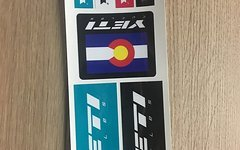 Yeti Sticker Decals