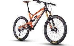 """Nukeproof Mega 275 Factory Carbon  2018 Komplettbike 27,5"""""""