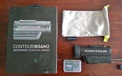 Contour Roam2 - schwarz - viel Zubehör - Actioncam