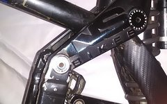 NS Bikes Fuzz Downhill Rahmen L