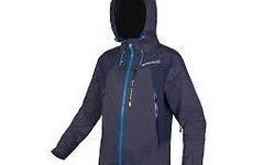 Endura MT 500 II, Regenjacke, L, blau 2017, neu