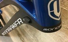 "Mondraker Summum Carbon 27.5"" 650b Rahmen *NEU* Gr. M / Geo Kit"