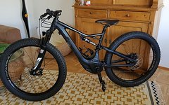 Specialized Levo FSR Comp 27,5 6 Fattie M