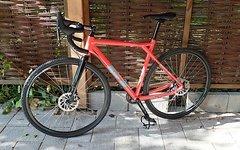 GT Grade CX 2017 53cm Cyclocross Gravel Rennrad *NEU* Tausch möglich