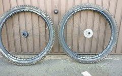 Reverse Components DH Laufradsatz 27,5 (650b)