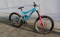 Specialized SX Trail 2007 DARREN BERRECLOTH EDITION in Gr. M FREERIDER