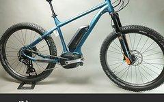 Bergamont Roxter 8.0 27,5  Plus 500 Wh Performance CX Testbike UVP € 3399,-