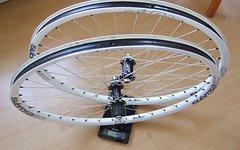 Spank 29er LRS für Last Bikes FastForward, 6mm Offset, Subrosa Evo, Deore XT, robust!!