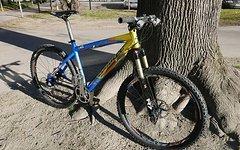"Corratec X-Vert MTB, Mountainbike 26"""