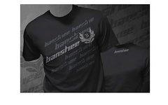 Banshee T-Shirt Splatter Logo / Gr. XL