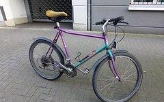 Schauff Velo Mountainbike / Herrenrad mit Shimano Deore DX