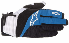 Alpinestars MOAB Gloves Blue Black White XXL