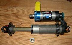 Fox Dämpfer DHX 5.0 222x69 mm
